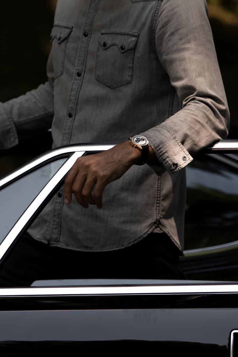 HODINKEE El Primero Revival G381 for Zenith 50th Anniversary Luxury Watches Swiss Chronograph