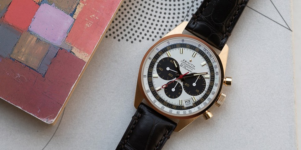 HODINKEE Revives El Primero G381 Timepiece for Zenith's 50th Anniversary