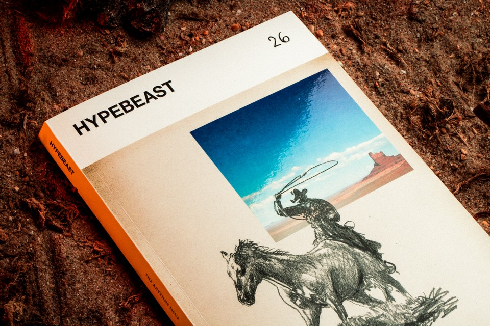 Inside HYPEBEAST Magazine Issue 26: The Rhythms Issue