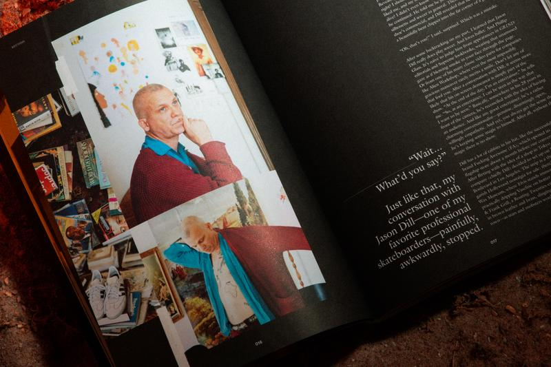 HYPEBEAST Magazine 26 Rhythms Matt McCormick wafflesncream jason dill fucking awesome issue photos inside pictures