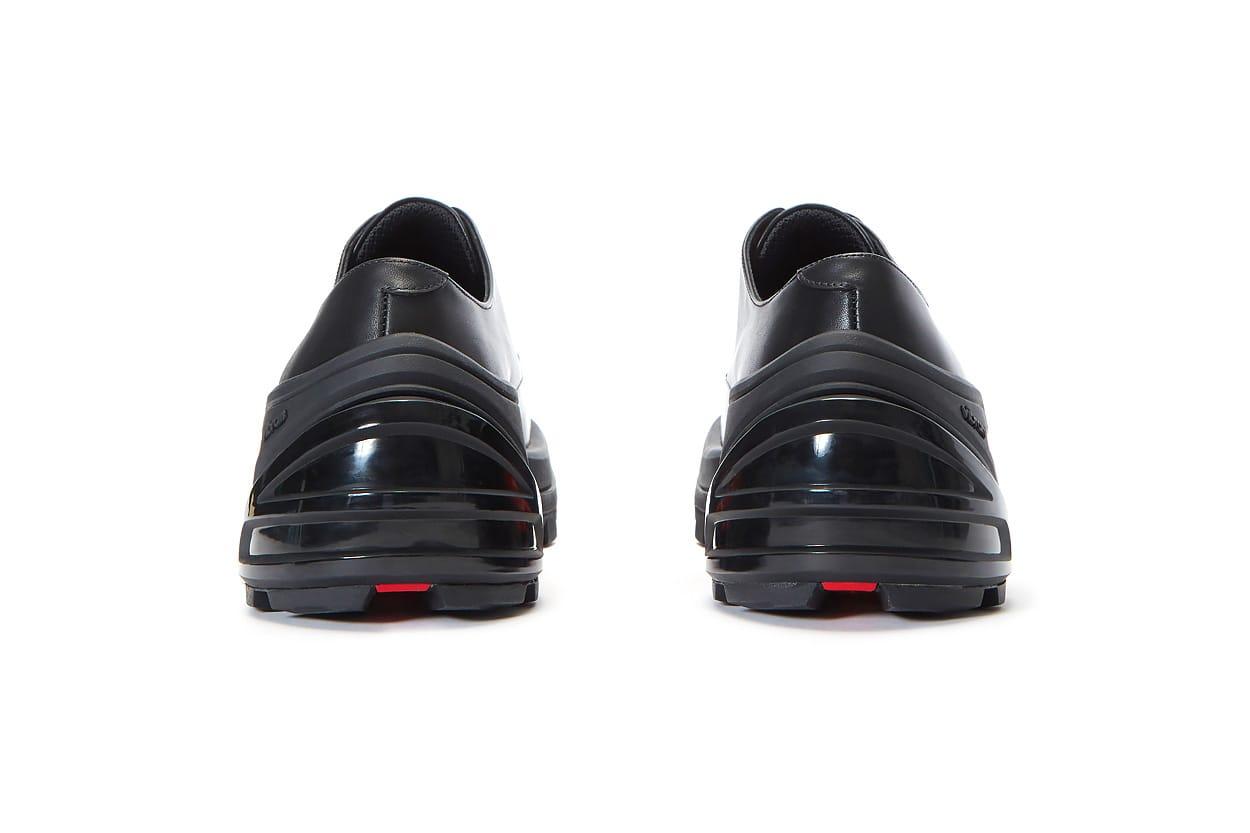 1017 ALYX 9SM Black Lace-Up Leather