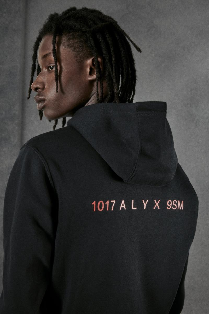1017 ALYX 9SM Exclusive Nordstrom Capsule pop-up collection Matthew Williams dior nike