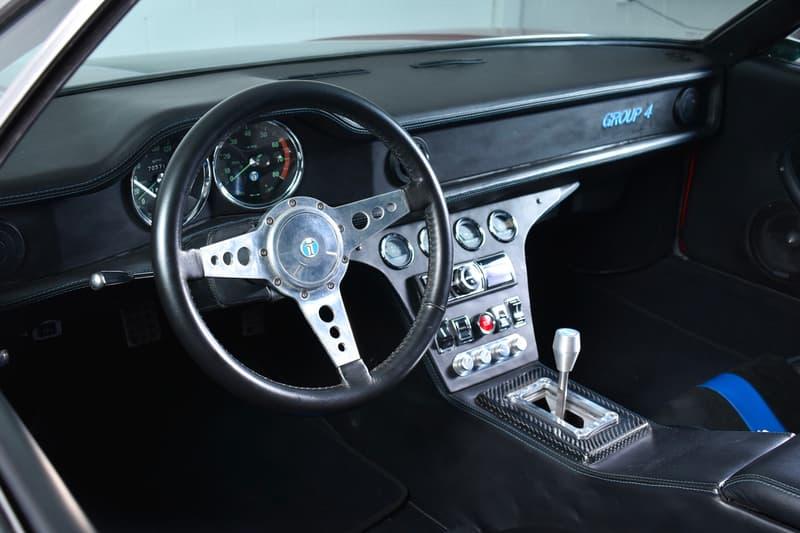 1972 De Tomaso Pantera Motorcar Classics Listing sale vintage cars sports racer italian engineering mid engine ford v8