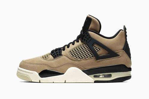 """Air Jordan 4 """"Fossil"""""""