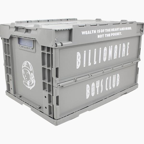 "Billionaire Boys Club Limited-Edition Crates ""Space Grey"""