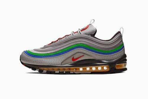 "Nike Air Max 97 ""Atmosphere Grey"" Gaming-Inspired"