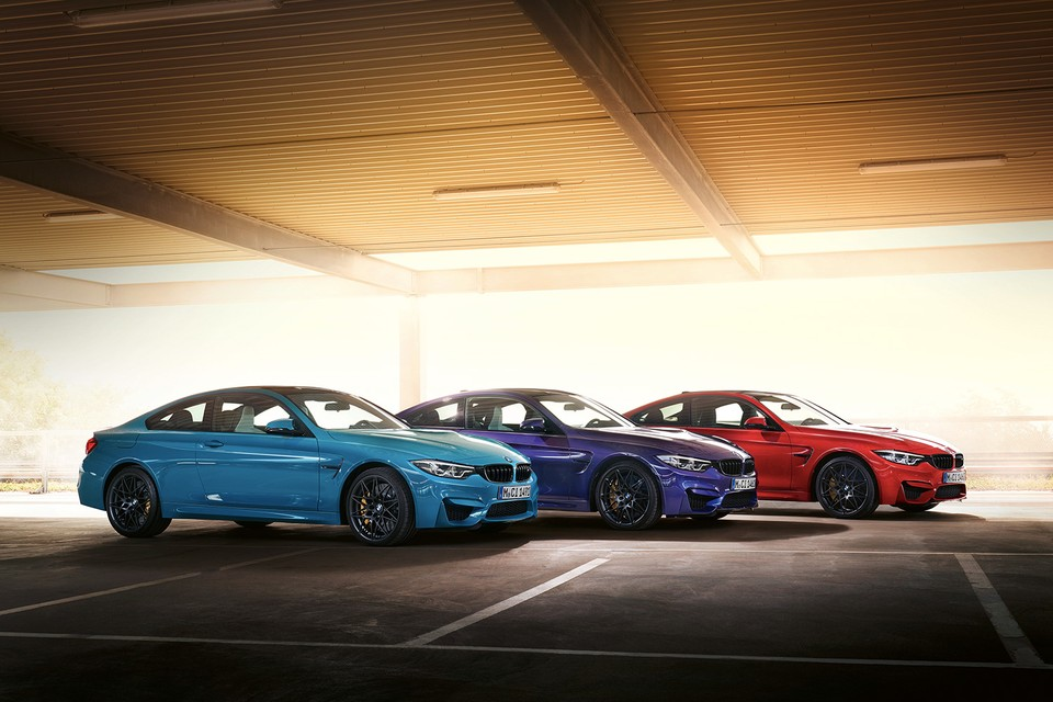 BMW Announces 2020 M4 Edition ///M Heritage Coupes