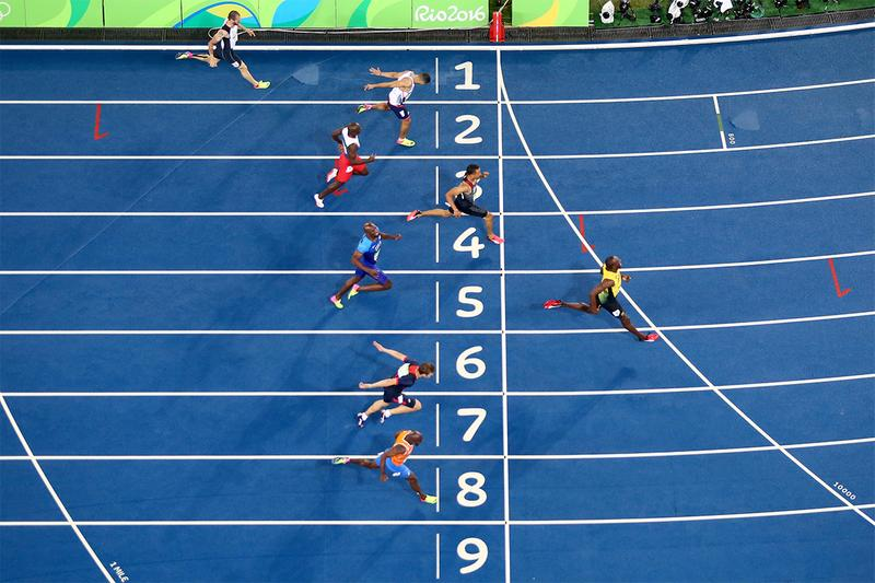 2020 Olympics Will Use Intel 3D Athlete Tracking sprint running events replay visualization overlay algorithm tech