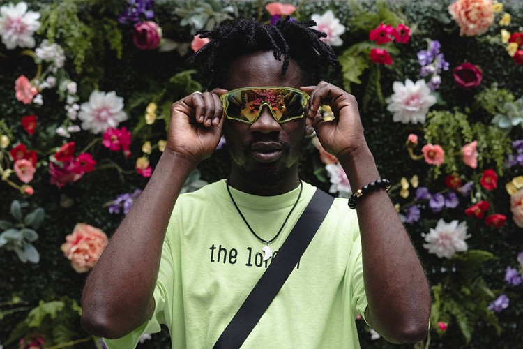 Mr Eazi Wants to Be the Jay-Z of Africa