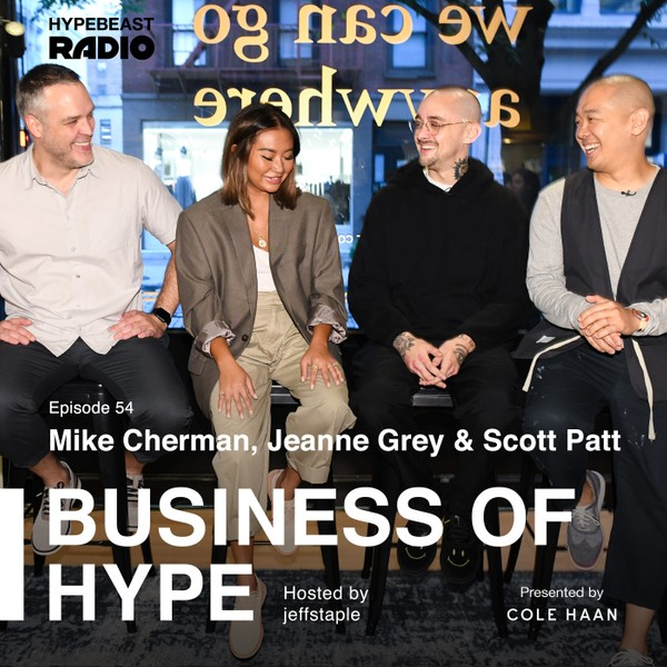 Mike Cherman, Jeanne Grey and Scott Patt Discuss Working for What You Believe In