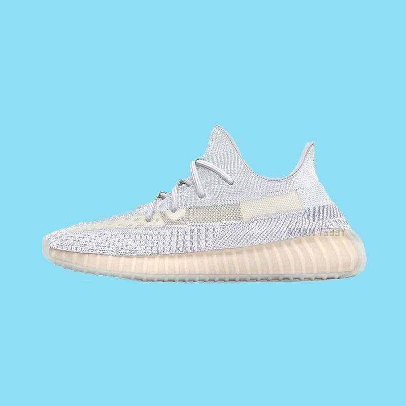 """adidas YEEZY BOOST 350 V2 """"Cloud White"""""""
