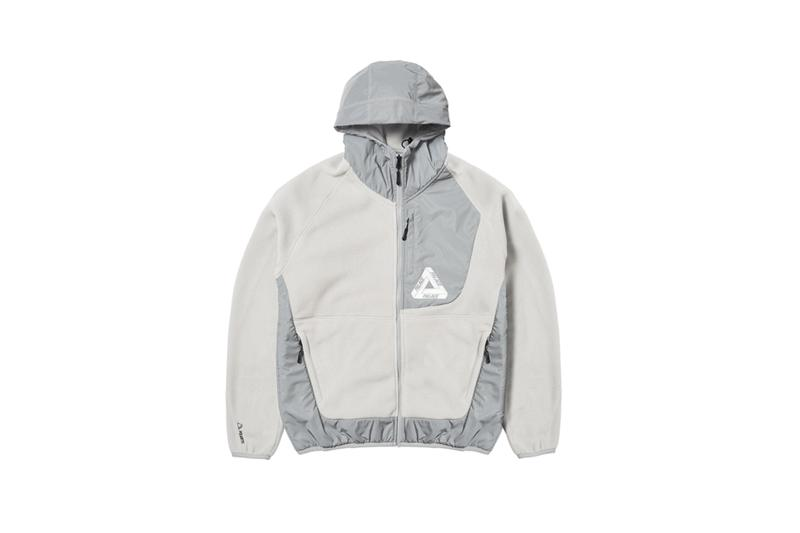 Palace skateboards london 2019 outerwear full collection polartec fleece reflective bomber jacket cord coat long buy cop purchase pre order lookbook Shirts & Trousers Tracksuits Tops Sweatshirts Tees Footwear Hats Accessories & Hardware