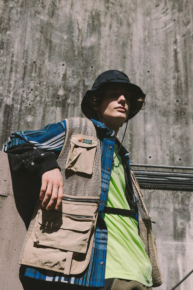 HBX Reconstruction Editorial Fall 2019 Stone Island 1017 ALYX 9SM Prada off white Heron Preston Palm Angels uniform experiment moncler danner sophnet  Burberry reigning champ asics Sasquatchfabrix