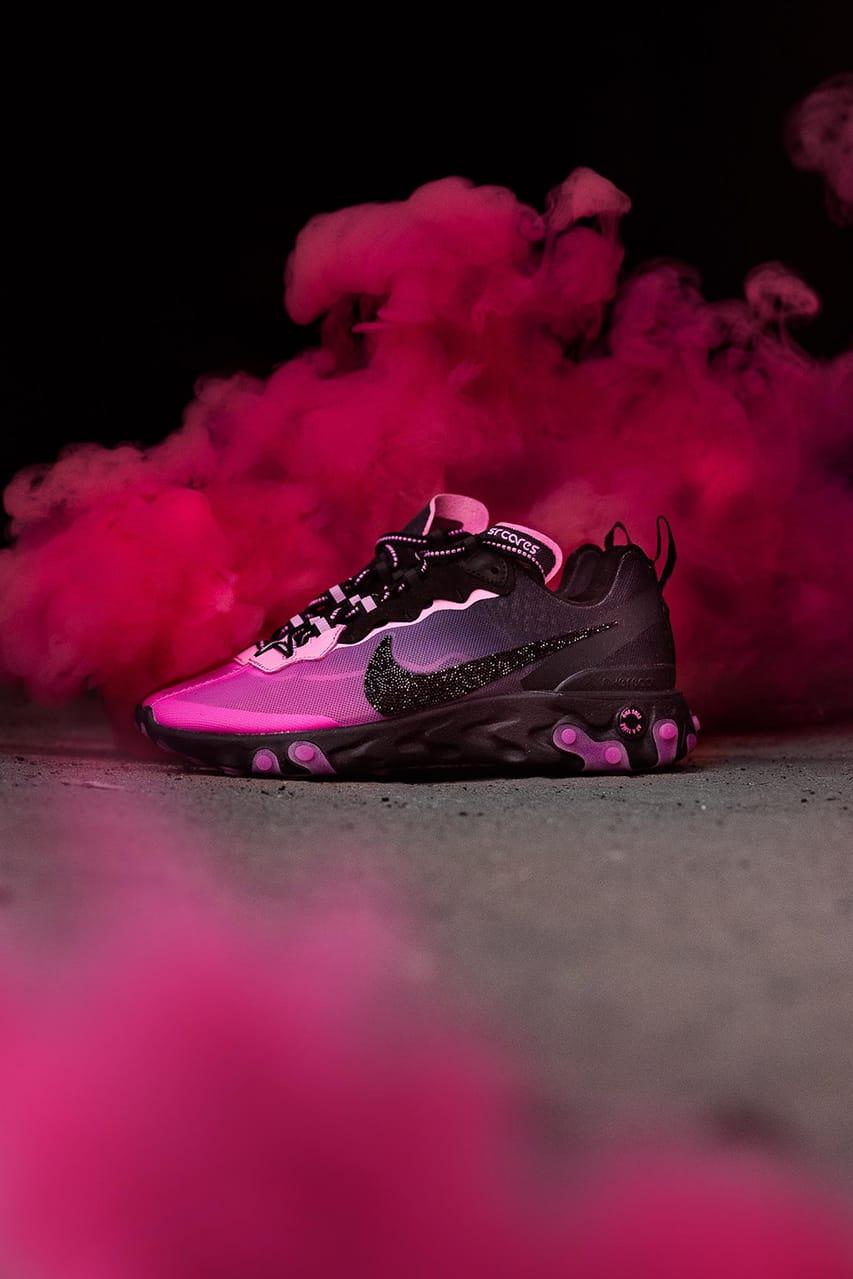 Sneaker Room x Nike React Element 87