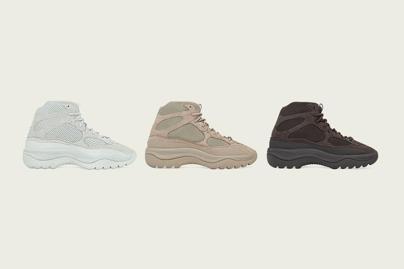 outlet store 641f2 075b2 adidas YEEZY Desert Boot Salt, Rock, Oil Drop | HYPEBEAST