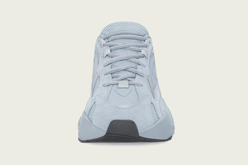 """adidas YEEZY BOOST 700 V2 """"Hospital Blue"""" sneaker release where to buy price 2019"""