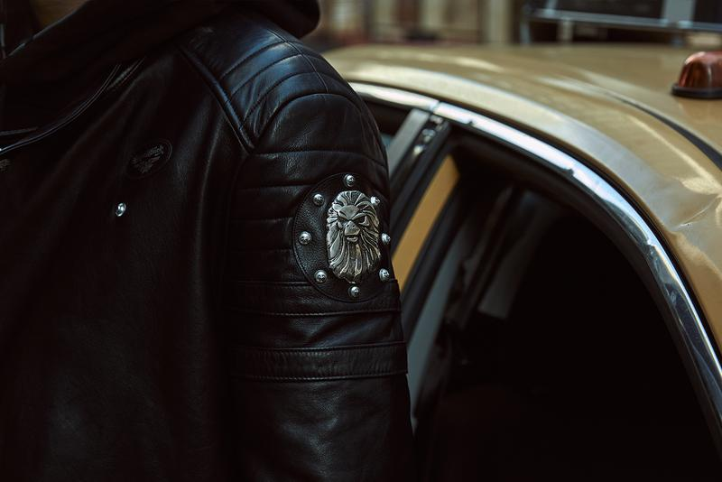 A Bathing Ape - Bape Black FW19 Lookbook hypebeast exclusive jackets new york rings hong kong ginza DSM