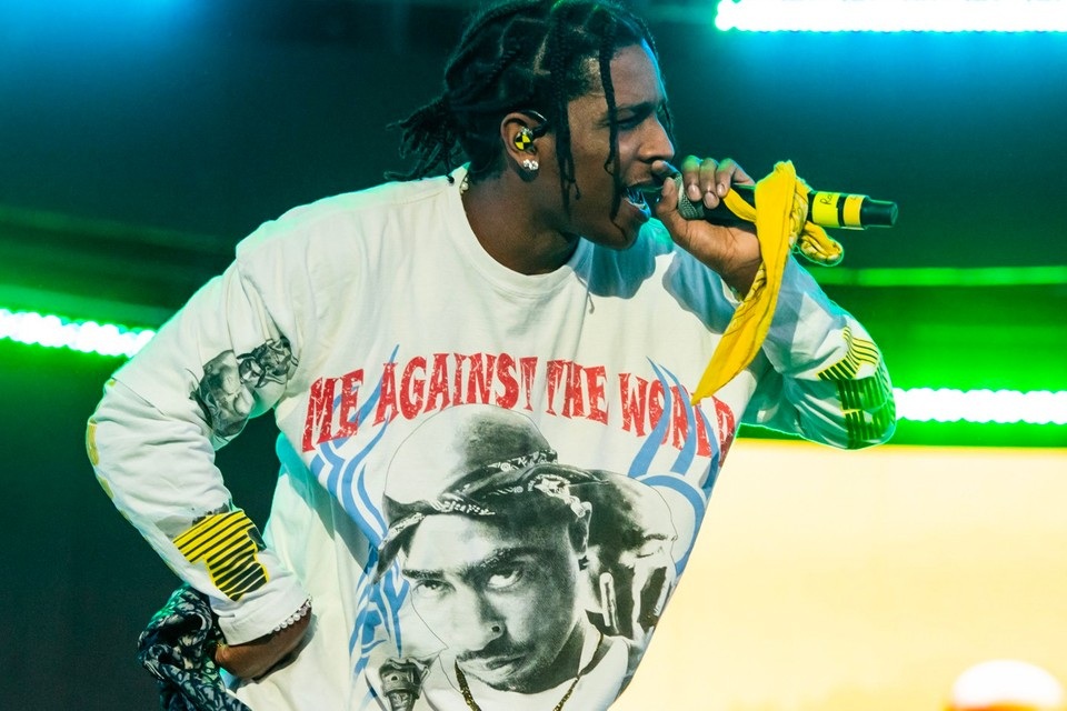 A$AP Rocky Teases Another Cactus Plant Flea Market x Nike Air Force 1 Colorway