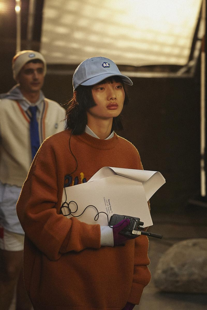 ader error fall winter 2019 film in fashion collection campaign images
