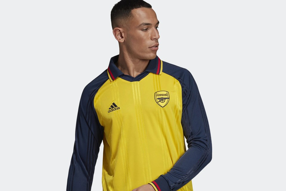 adidas Launches 2019 Icon Jerseys Collection Featuring Arsenal, Real Madrid & More