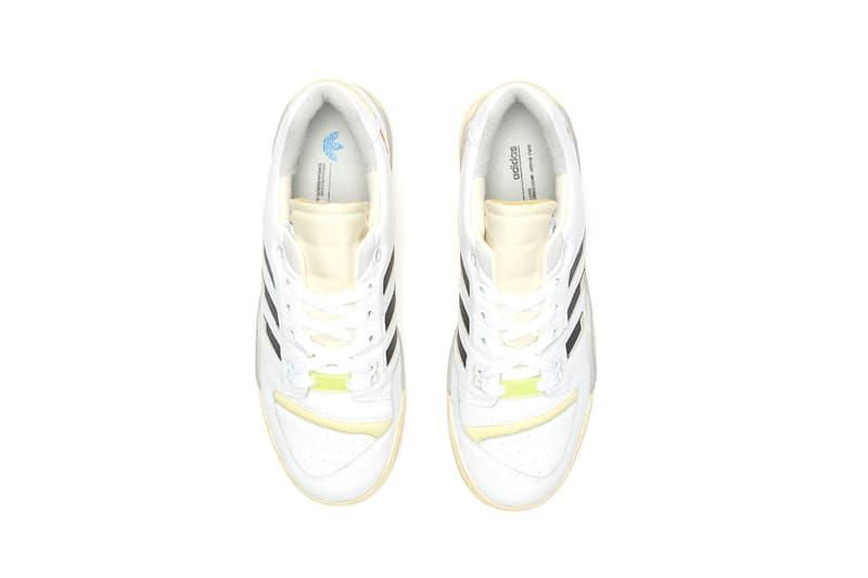 highs and lows adidas consortium original torsion edberg comp white core black blush yellow ef0149 release information sneakersnstuff