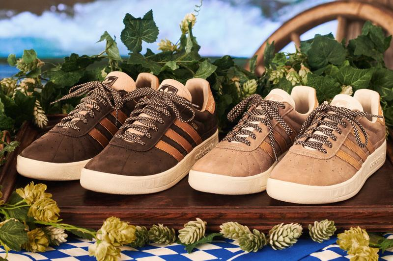 "adidas Originals ""München Made in Germany"" Pack fall winter 2019 Oktoberfest brown gortex david alba"