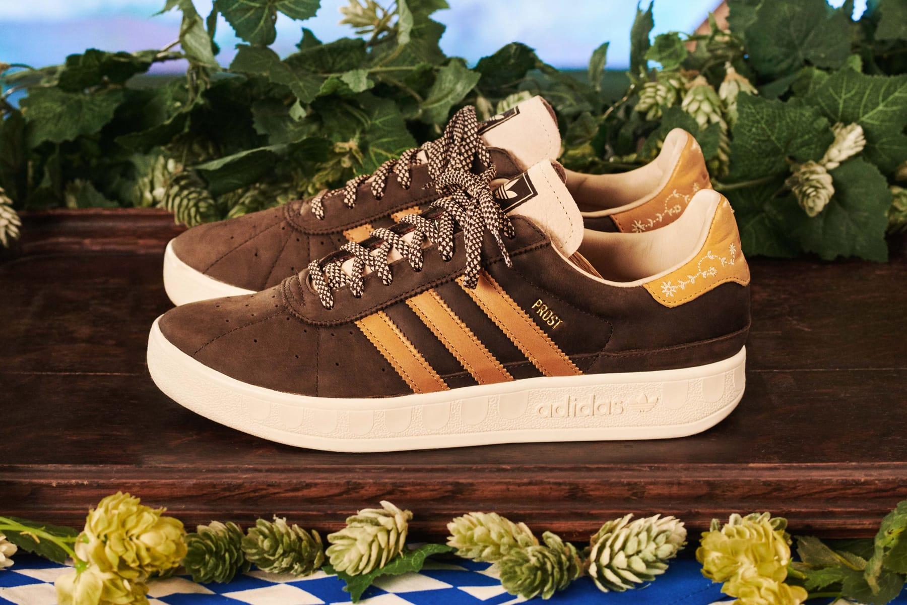 """adidas Originals """"München Made in"""