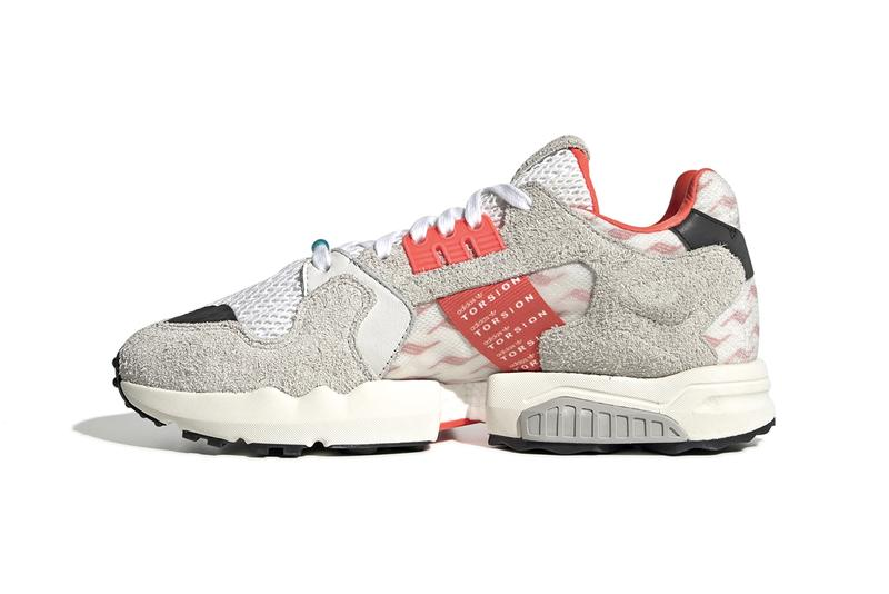adidas solar red Ozweego ZX Torsion Nite Jogger LXCON Torsion X EH0244 EH0252 EH0251 EH0249 EH0248 Release information buy cop purchase white sneaker trainer