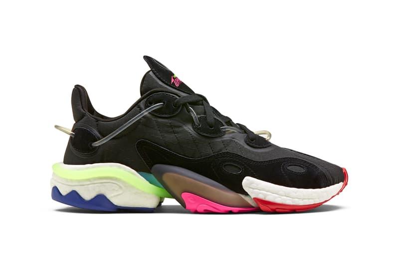 adidas originals torsion x sneaker release ee4884 black hi res yellow shock pink active blue easy mint scarlet boost midsole