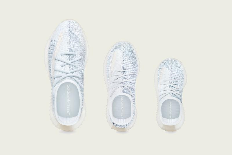 buy popular eb63b 043eb adidas YEEZY BOOST 350 V2 'Cloud White' Release Date | HYPEBEAST