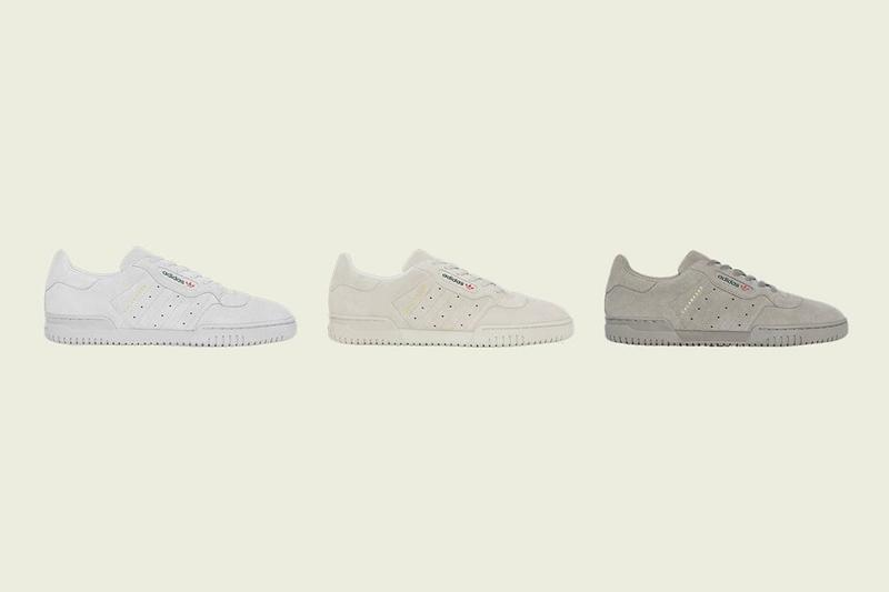 3 New adidas YEEZY Powerphase Releases suede uppers kanye west adidas originals Simple Brown Clear Brown Quiet Grey three stripes yeezy mafia