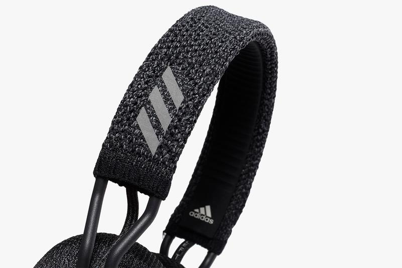 adidas Zound Drop Sport Headphones RPT-01 FWD-01 Running Training Athletic Sound Audio Collaboration