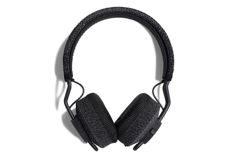 adidas Zound Drop Sport Headphones RPT-01 FWD-01 Running Training Athletic Sound Audio Collaboration