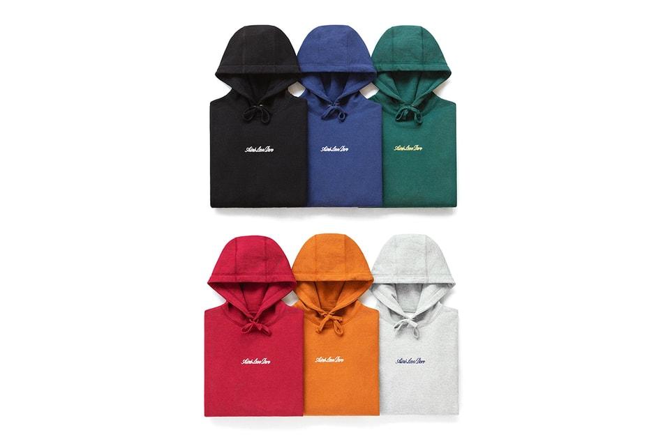 "Aimé Leon Dore's ""Uniform Program"" Brings a Host of Color-Blocked Fall-Ready Staples"