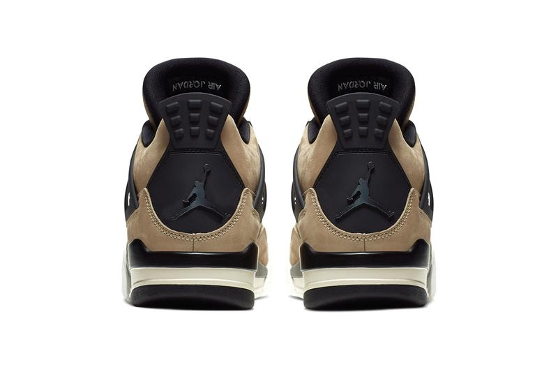 "Air Jordan 4 ""Fossil"" sneaker where to buy price release 2019"