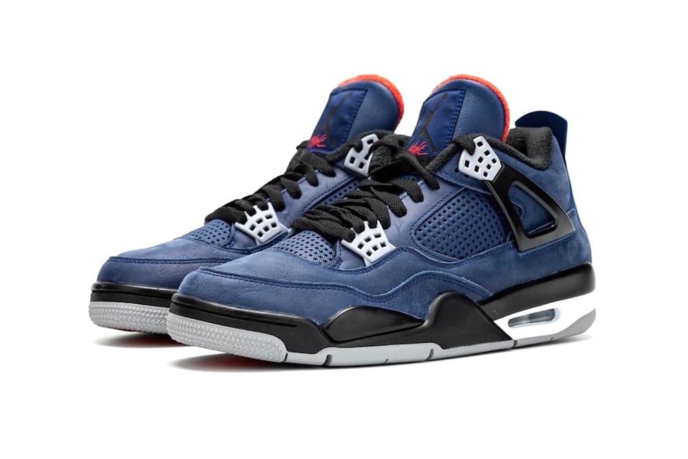 Air Jordan 4 WNTR \