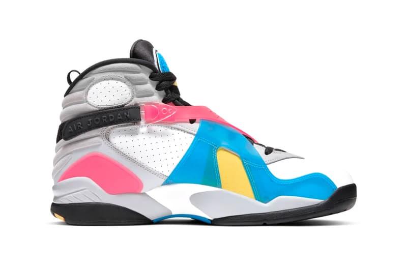 "Air Jordan 8 ""White/Red Orbit sneaker where to buy price release 2019"