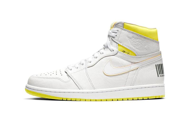 Nike Air Jordan 1 First Class Michael Jordan