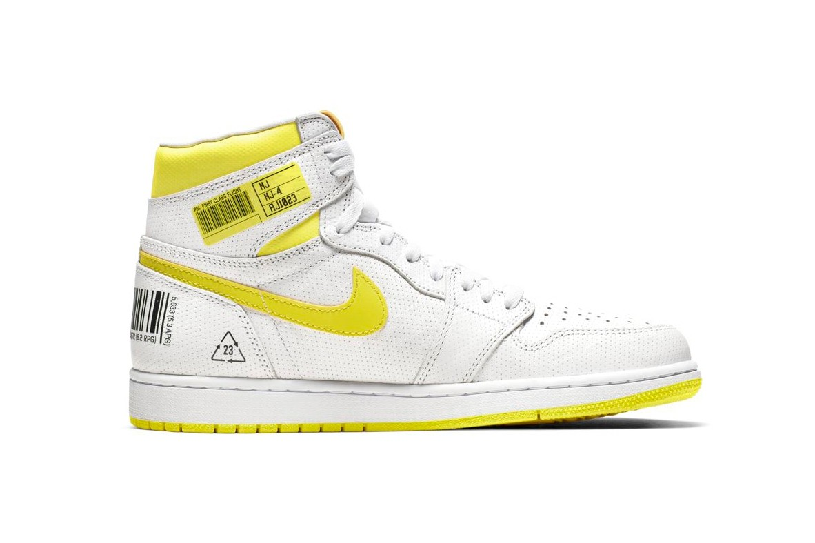 Nike's Air Jordan 1 \
