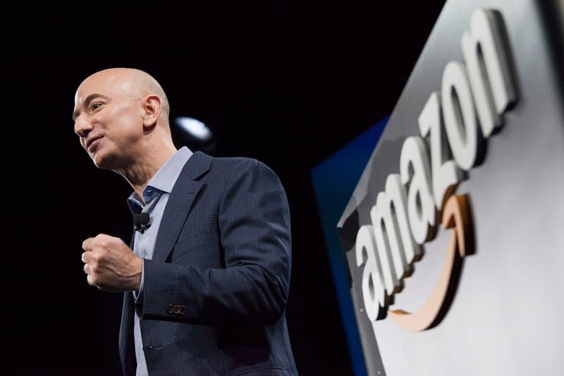 Amazon CEO Jeff Bezos Pitch Facial Recognition Laws