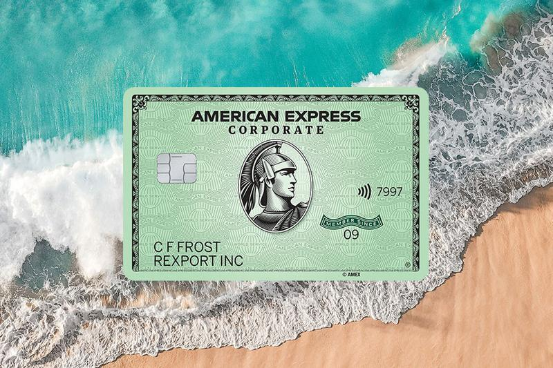 Parley for the Oceans & American Express Launch New Green Cards recycled plastics sustainability environment climate change crisis