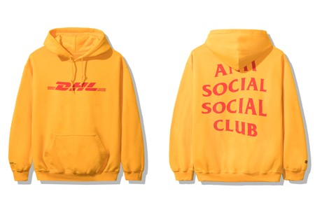 Anti Social Social Club and DHL Collaborate on Utilitarian Clothing Capsule