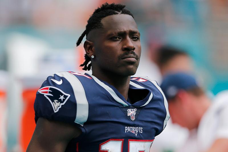 Antonio Brown Raiders oakland new england patriots Allegations Sexual Assault misconduct harassment text messages nfl football