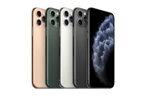 Apple Reveals High-End iPhone 11 Pro and Pro Max Models