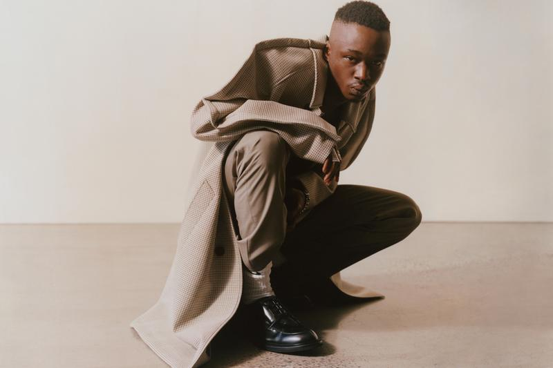 ashton sanders christy turlington matchesfashion matches fashion brand campaign first ever fall 2019