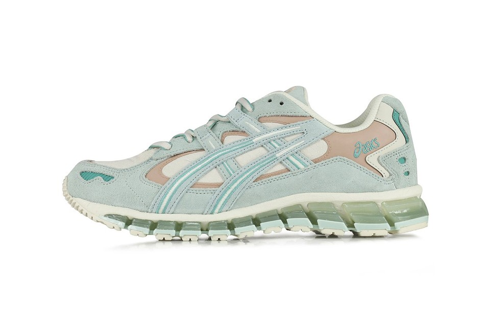 ASICS Wraps GEL-KAYANO 5 360 in GORE-TEX Uppers