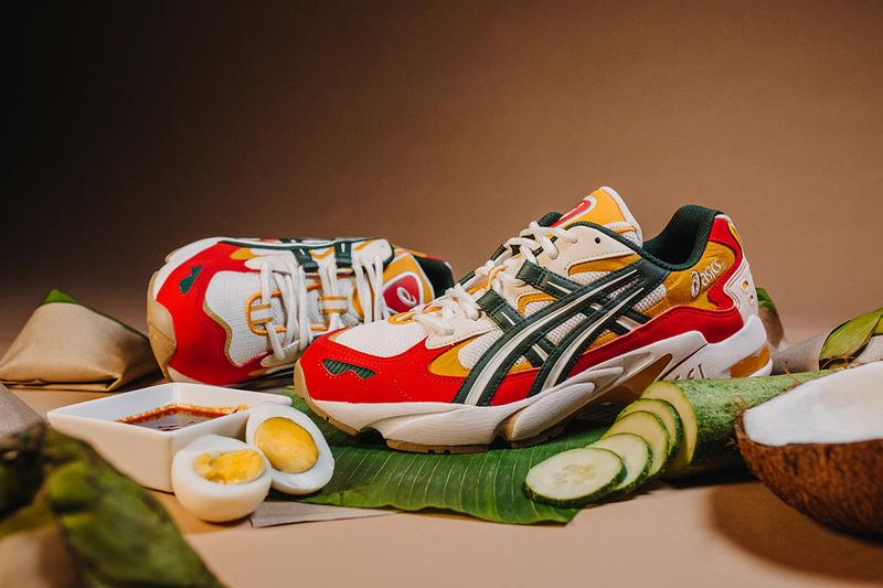 ASICS Malaysia GEL-Kayano 5 OG Nasi Lemak Hundred% SneakerLAH Sneaker Convention Limited Edition 500 Pairs