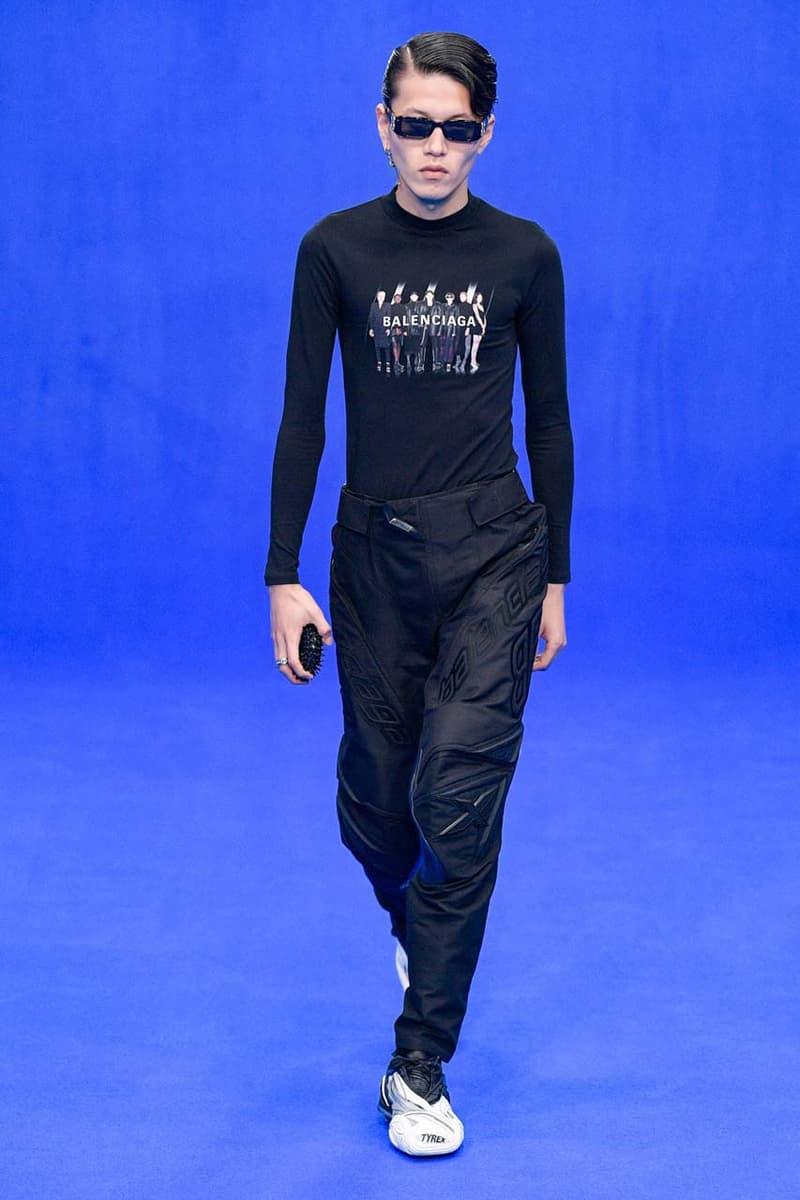 Balenciaga Spring/Summer 2020 Collection Runway show presentation demna gvasalia track.2 sneaker ss20 womenswear mens paris fashion week shoe footwear