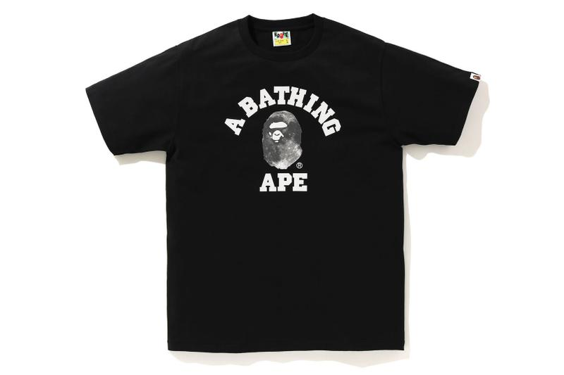 BAPE Mid-Autumn Festival Special Capsule Release t-shirts moon design a bathing ape asia hong kong limited