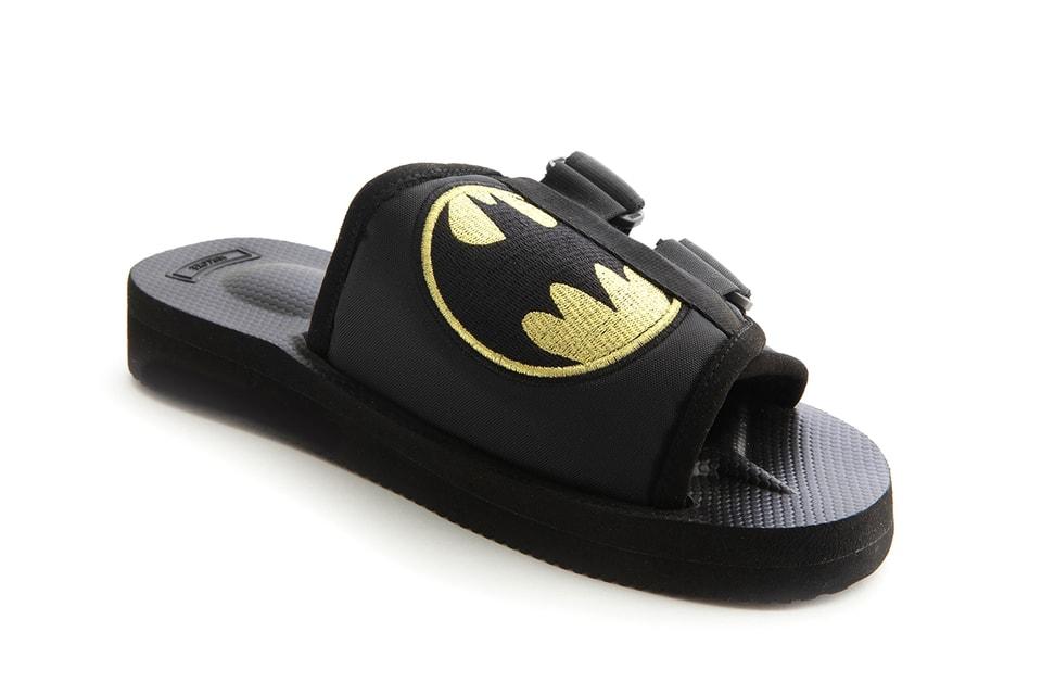 Suicoke Celebrates 80 Years of Batman With Collaborative KAW Sandal